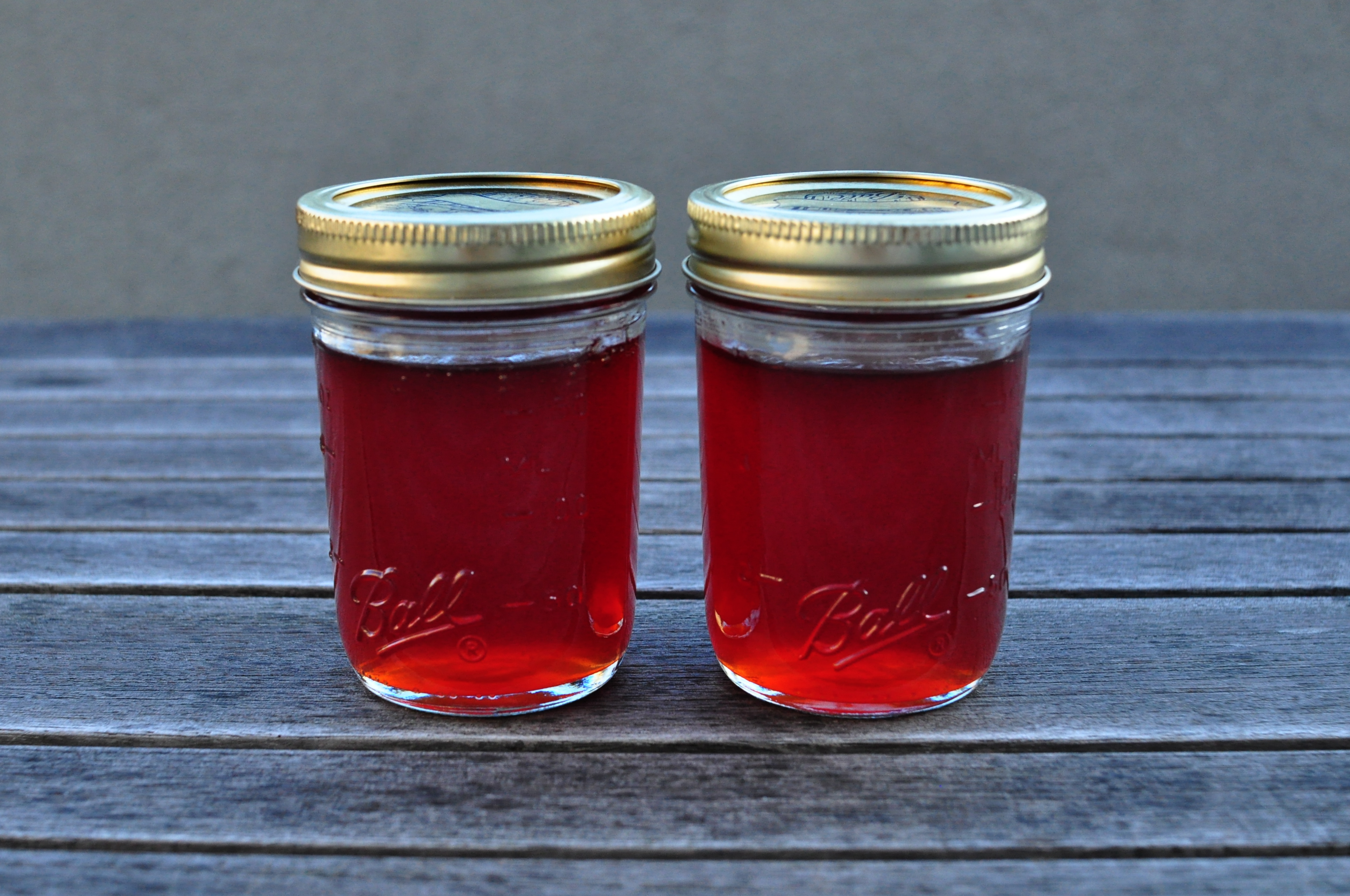 Quince jelly | Nettle and quince
